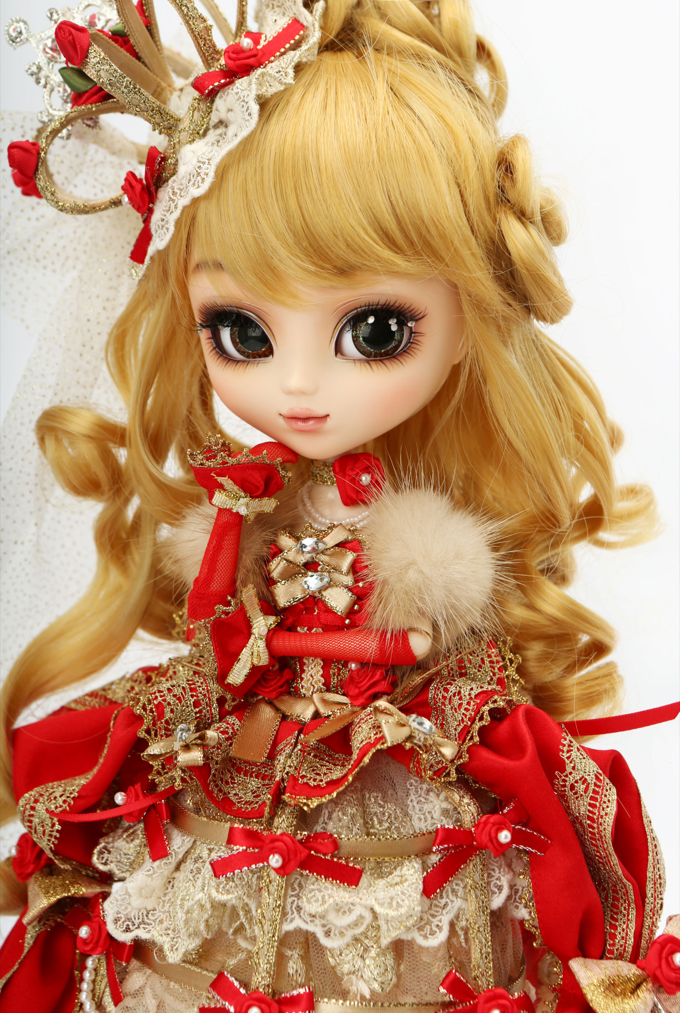 P-088 Pullip Princess Rosalind Doll Groove We Pullip 10th ...